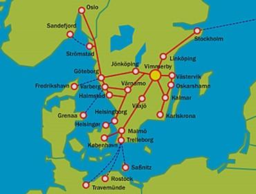 Karta Sverige Vimmerby.Astrid Lindgrens Vdrld Vimmerby