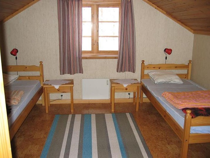 Sovrum sovrum stuga : Stuga 883 - Fantastiskt fritidhus med fin utsikt över ...