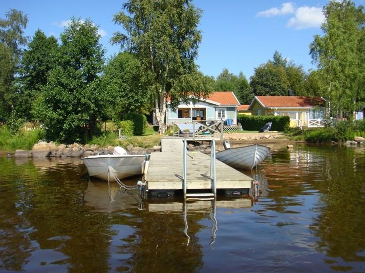 sjö i östergötland